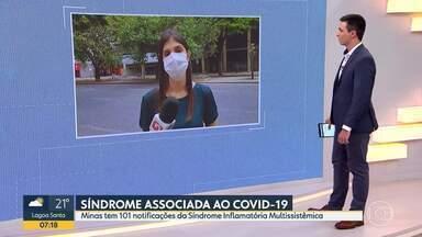 Minas teve 101 notificações de crianças com síndrome rara associada à Covid-19 - Há 39 casos confirmados, segundo Secretaria de Estado de Saúde.