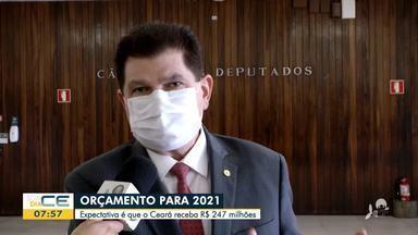 Orçamento para 2021 ainda não foi votado em Brasília - Saiba mais em: g1.com.br/ce