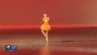 No Dia Internacional da Pessoa com Deficiência, conheça bailarina destaque até no exterior - No Dia Internacional da Pessoa com Deficiência, conheça bailarina destaque até no exterior