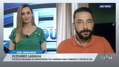 Sociedade Brasileira de Dermatologia faz campanha para combater o câncer de pele - Dezembro laranja.