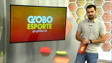 Íntegra - Globo Esporte CE - 03/12/2020 - Íntegra - Globo Esporte CE - 03/12/2020