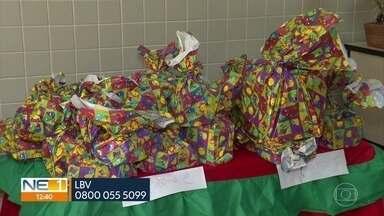 LBV arrecada alimentos e materiais de limpeza para famílias do Sertão; saiba como doar - Entrega das doações pode ser feita no Centro Comunitário da Legião da Boa Vontade, no bairro dos Coelhos, no Recife.