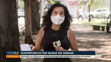 Inadimplência tem queda no Paraná - Famílias estão com menos dívidas atrasadas.