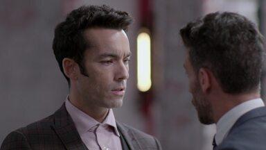 Betty Contra-Ataca - Para se vingar, Betty sugere que Paty faça o plano de negócios. Depois, ela muda de ideia. Armando recebe conselho do pai. Sofia descobre a traição do marido.