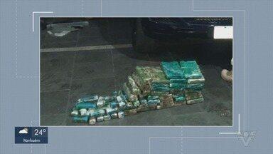 Mais de 30 kg de drogas são encontrados em carro de luxo em Registro - Veículo foi encontrado abandonado em hotel.