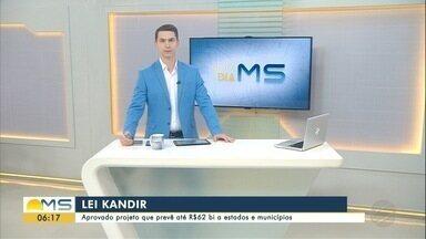 Lei Kandir prevê até R$ 62 bi a estados e municípios - Bom Dia MS.