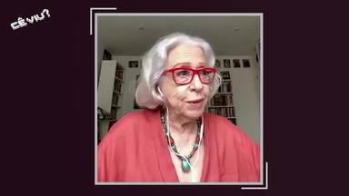Cê Viu? 12/12/2020 - íntegra - Especial fim de ano: Cecília entrevista Fernanda Montenegro.
