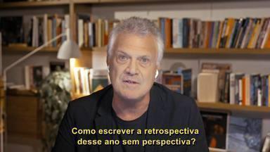 Pedro Bial faz a retrospectiva de 2020 do 'Conversa' - o ano em que a televisão brasileira completou 70 anos, tudo mudou. Neste vídeo de fim de ano, cheio de cenas exclusivas e inéditas de bastidores, Pedro Bial traça uma retrospectiva de como o programa se reinventou.