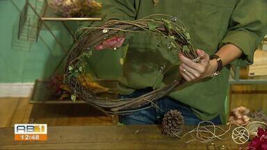 Veja dicas de decoração para o Natal - Decorações podem ser feitas em casa