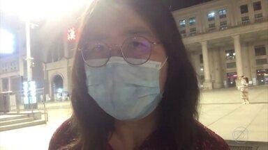 China condena jornalista a 4 anos de prisão por reportagens sobre a covid - Zhang Zhan se mudou, no início da pandemia, de Xangai para Wuhan e fez várias reportagens.