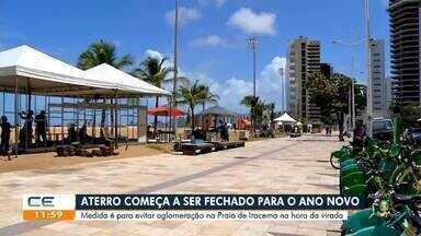 Prefeitura anuncia esquema para Réveillon em Fortaleza - Saiba mais em g1.com.br/ce