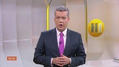 Hora 1 - Edição de 07/01/2021 - Os assuntos mais importantes do Brasil e do mundo, com apresentação de Roberto Kovalick.