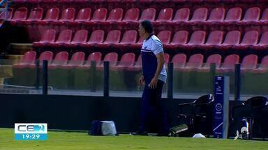 Marcelo Chamusca é demitido do Fortaleza e próximo técnico é Enderson Moreira - Saiba mais em g1.com.br/ce