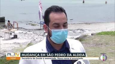 São Pedro da Aldeia tem nova secretária de Saúde após 7 dias de governo - Mudança aconteceu após exoneração de Bruno Alpacino.