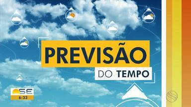 Confira como fica o tempo em Sergipe nesta segunda-feira, 11 de janeiro - Felipe de Pádua traz todas as informações.