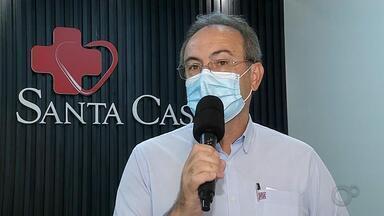 Governo de SP diminui repasse de verba para Santas Casas - O governo do estado de São Paulo anunciou uma diminuição de 12% no repasse de verba para as Santas Casas paulistas. Administradores dizem que momento é inadequado por conta da pandemia de coronavírus.