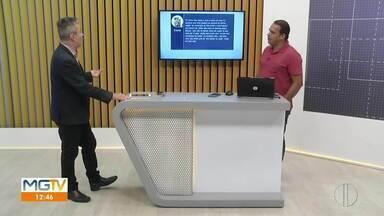 Veja as mensagens dos telespectadores (Parte 2) - Público participa do jornal pelo Whatsapp.