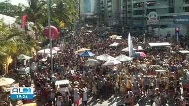 Comércio espera queda de faturamento por causa da suspensão do carnaval - Lojistas já se preparam para o período de poucas vendas.