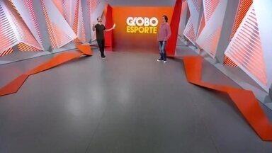 Vejo o Globo Esporte SP de quarta-feira (13/01) - Vejo o Globo Esporte SP de quarta-feira (13/01)