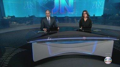 Jornal Nacional, Íntegra 13/01/2021 - As principais notícias do Brasil e do mundo, com apresentação de William Bonner e Renata Vasconcellos.