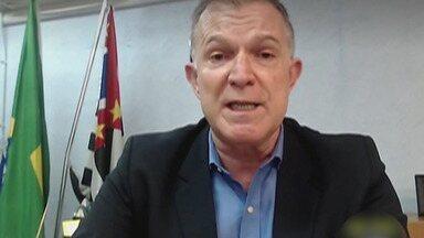 Prefeito de Arujá informa que as UBS do município não serão locais de vacinação - O prefeito da cidade, Luis Antonio de Camargo, diz que já definiu outros pontos de imunização contra a Covid-19 para os moradores.