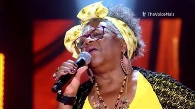 Vera Ambrozio canta 'Isto Aqui, O Que É?' no palco do The Voice Mais - Confira a apresentação