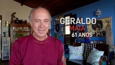 Conheça Geraldo Maia - Confira a história do cantor