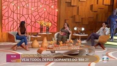 Tati Machado conta curiosidades sobre os participantes do Camarote 'BBB21' - Reality Show estreia na próxima segunda-feira e conta com a participação de famosos no grupo Camarote