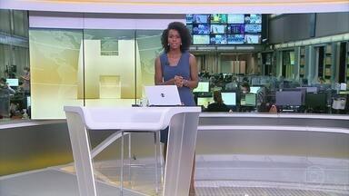 Jornal Hoje - Edição de 20/01/2021 - Os destaques do dia no Brasil e no mundo, com apresentação de Maria Júlia Coutinho.