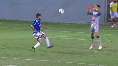 Cruzeiro vence o Operário e se garante na série B do Brasileirão - Cruzeiro vence o Operário e se garante na série B do Brasileirão