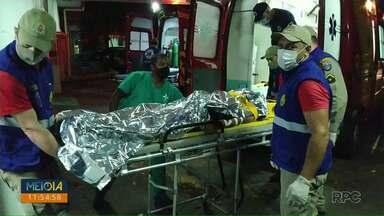 Três pessoas são baleadas no Profilurb I, Foz do Iguaçu - O crime aconteceu na madrugada de sexta (22).
