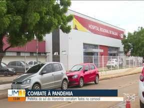 Prefeitos do sul do Maranhão cancelam festas no carnaval - Uma das preocupações é com as aglomerações no período de carnaval.