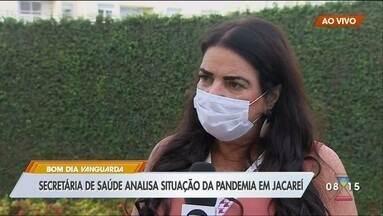 Secretária de Saúde de Jacareí atualiza informações sobre a pandemia na cidade - Veja balanço da doença em Jacareí.