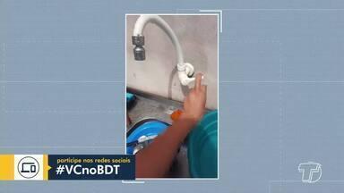 Você no BDT: Confira os flagrantes enviados pelos telespectadores - Saiba como participar enviando sugestões para o BDT.