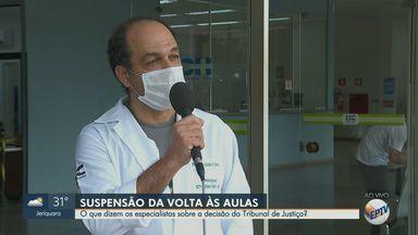 Médico infectologista comenta decisão do Tribunal de Justiça - Valdes Bollela está na linha de frente do combate à pandemia.