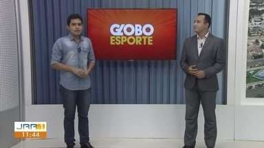 Participação do GE no JRR1 - Fique por dentro das novidades sobre o esporte no mundo.