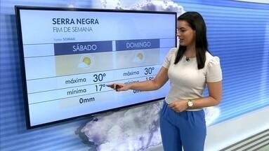 Previsão do Tempo G1: veja detalhes de como fica o clima na região de Campinas - Confira a previsão do tempo para este sábado (30) no vídeo exclusivo para a internet.