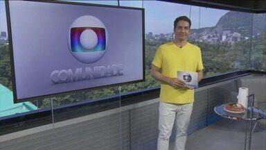 Globo Comunidade RJ - Íntegra de 31/01/2021 - Noticiário que traz assuntos de interesse da comunidade, como qualidade de vida e urbanismo.