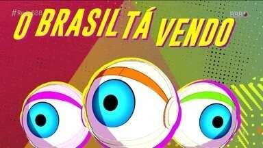 Tiago Leifert anuncia novo quadro do BBB21: 'O Brasil Tá Vendo' - Tiago Leifert anuncia novo quadro do BBB21: 'O Brasil Tá Vendo'