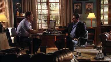 Cassiano negocia a compra de um avião - Ele pretende investir na empresa da Ester e Taís
