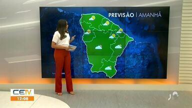 Veja a previsão do tempo para a Metade Sul do Estado - Saiba mais em: g1.com.br/ce