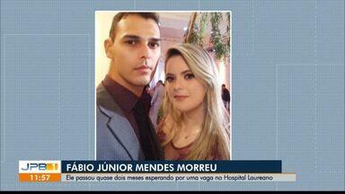 Jovem morre de câncer depois de dois meses esperando vaga em Hospital de João Pessoa - Ele chegou a ser transferido, mas hospital não tinha medicamento para iniciar tratamento