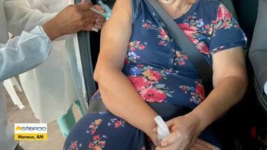 Prefeitura estabelece novo protocolo de vacinação após vídeo de seringa vazia - Prefeitura estabelece novo protocolo de vacinação após vídeo de seringa vazia