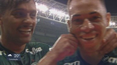 Conheça a história de Breno Lopes, o talismã do título da Libertadores do Palmeiras - Conheça a história de Breno Lopes, o talismã do título da Libertadores do Palmeiras