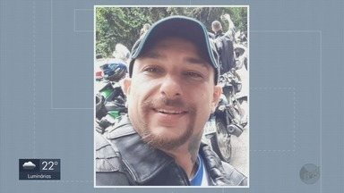 Motociclista é baleado nas costas por policial militar rodoviário em Santa Rita do Sapucaí - Motociclista é baleado nas costas por policial militar rodoviário em Santa Rita do Sapucaí