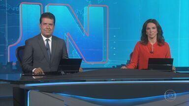 Jornal Nacional, Íntegra 06/02/2021 - As principais notícias do Brasil e do mundo, com apresentação de William Bonner e Renata Vasconcellos.