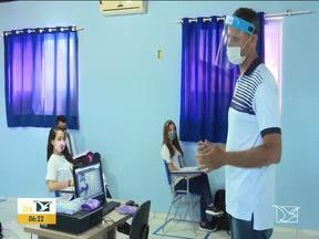 11 escolas particulares de São Luís suspendem as aulas presenciais - 11 escolas particulares de São Luís já suspenderam as aulas presenciais este ano por causa do aumento do número de infectados no ambiente escolar pelo coronavírus.