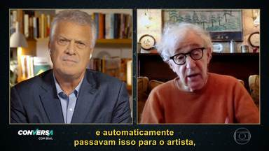 Exclusivo: Woody Allen conta como conseguiu autonomia para trabalhar como diretor - Ele conta que os estúdios temem a comédia e costumam deixar os diretores deste tipo de filme em paz