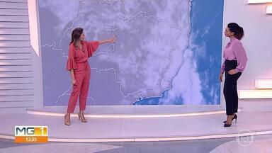 BH pode ter pancadas de chuva hoje e nos próximos dias - Veja tudo na previsão do tempo.