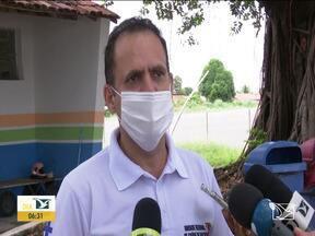 Mais vacina chega para Sul do Maranhão - Mais de 1200 novas doses da vacina contra a Covid-19 chegam a Balsas